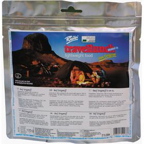 Travellunch Confezione di Pasti pronti vegetariani 10x125g
